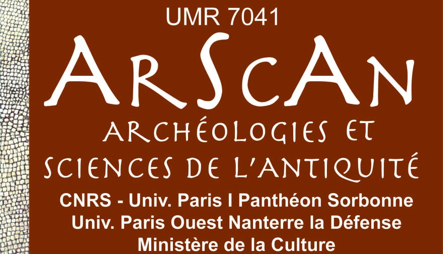 UMR 7041 ArscAn
